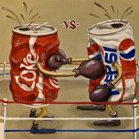 Coca-Cola, vagy Pepsi?