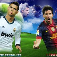 Cristiano Ronaldo, vagy Lionel Messi?
