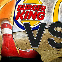 McDonald's, vagy Burger King?