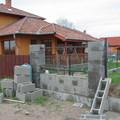 Kerítés projekt hétvége