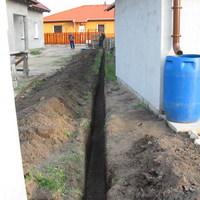 Kerítés project 2. nap
