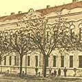 A zentai gimnázium a Nagy Háború idején