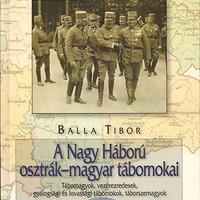 Hivatkozások A Nagy Háború osztrák-magyar tábornokai című könyvre - a szerző kérése