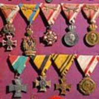 I. világháborús kitüntetési javaslatok a bécsi Hadilevéltárban
