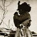 Felderítő járőrszolgálatban Kirlibabánál
