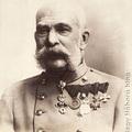 Azt izente Ferenc Jóska…