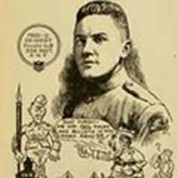Egy rendhagyó harctéri napló Ohióból, avagy az olasz front egy amerikai karikaturista szemével