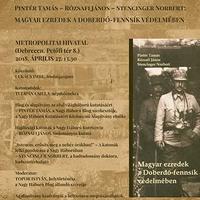 Könyvbemutató Debrecenben és Püspökladányban