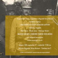 Nagyatádon a Magyar ezredek