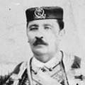 Janko Vukotić tábornok, a montenegrói hadvezér
