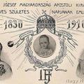 Ferenc József születésnapjának megünneplése a fronton