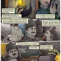 Magyarok az Isonzónál képregénypályázat - 5. helyezett