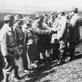 Besztercebányai honvédek a limanovai ütközetben