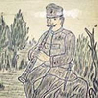A tárogatós katona a fronton