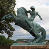 I. világháborús emlékműtípusok – a lovas emlékművek