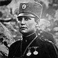 Milunka Savić őrmester, a szerb Jeanne d'Arc