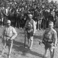 A román támadás
