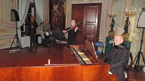 """Ez alkalommal Muravidéken először hangzott el a """"Juli 1917"""", Frifer Gustav zeneműve"""