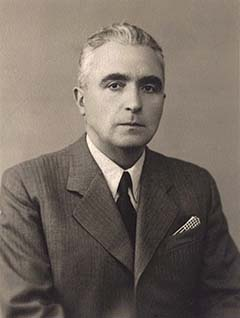 Elekes Dezső 1944-ben