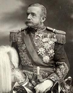 Friedrich Beck-Rzikowsky (1830-1920) osztrák-magyar vezérkari főnök 1881–1906 között