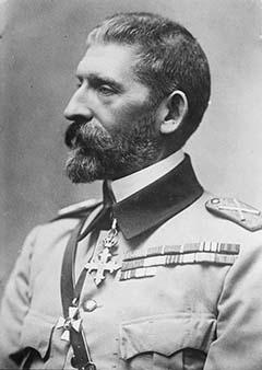I. Ferdinánd (1865–1927) román király (uralkodott 1914–1927)