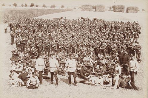 8. Landwehr-gyalogság