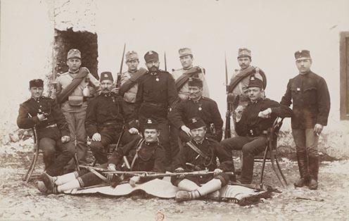 18. Hercegovinai csendőrök