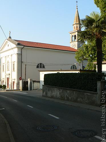A mernai templom ma