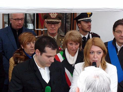 Majd Murányi Gábor is köszöntötte az egybegyűlteket