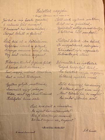 A Magyar Honvédségi Szemle 1942-ben megjelent cikkének melléklete a Bertalan-vállalkozás térképvázlatával