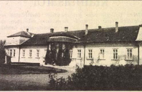 A pándi Patay kastély