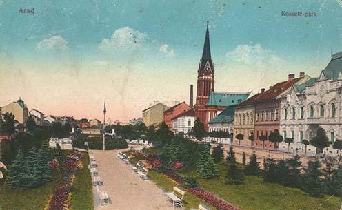 Zónai Vince utolsó, 1918. február 13-án írott képeslapja