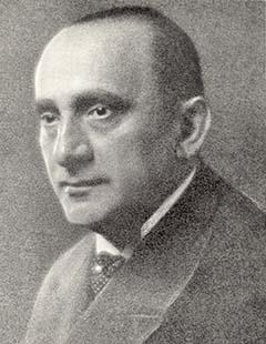 Julius Brammer a Schöner Gigolo szövegének írója
