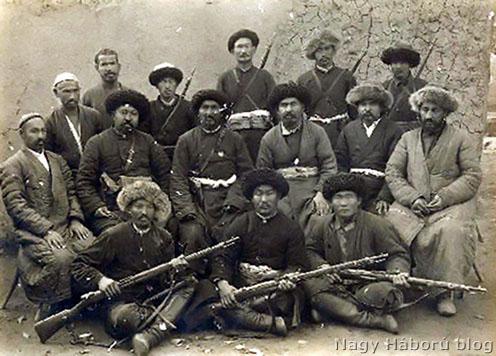 Turkesztáni lázadók