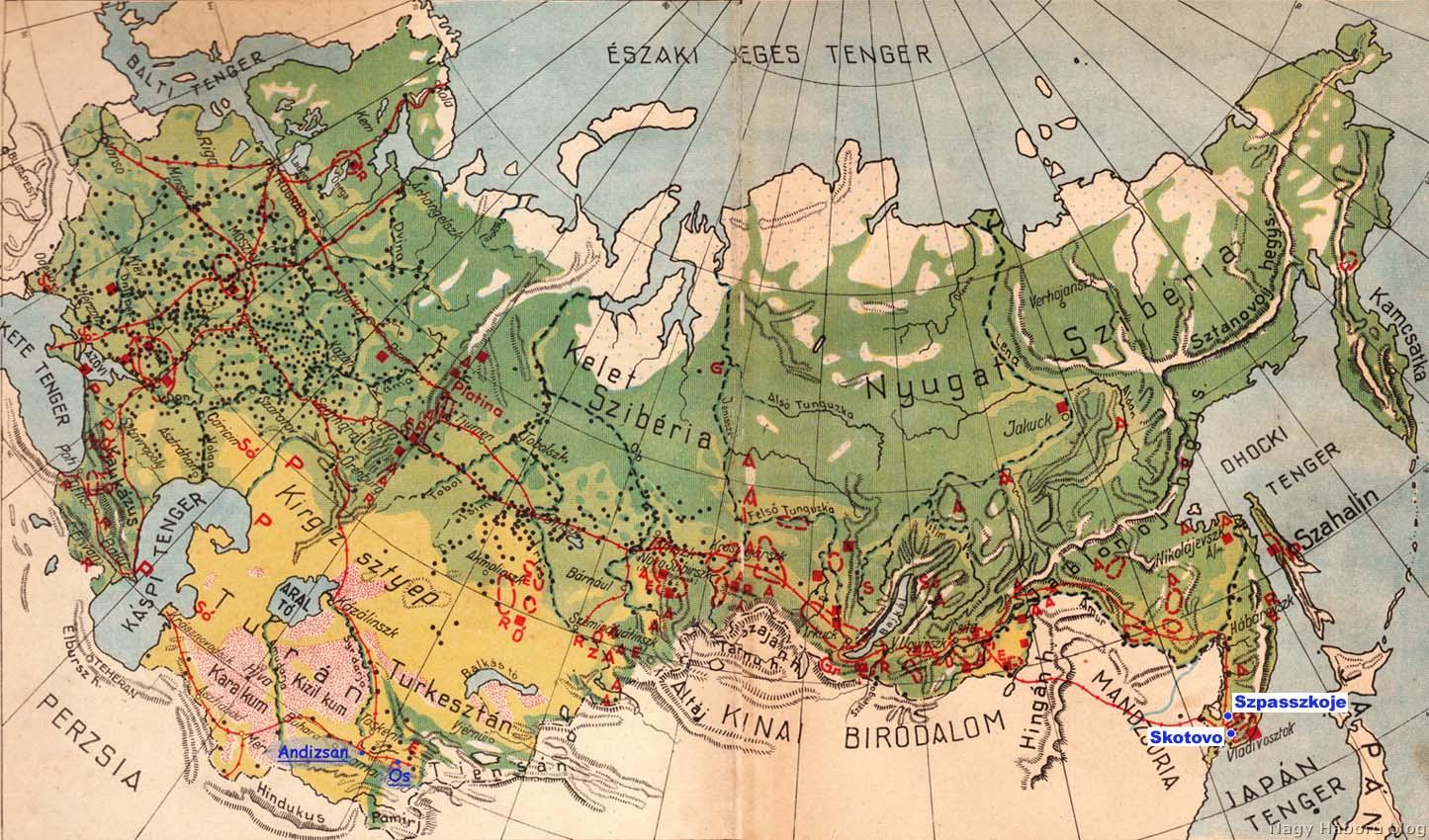 oroszország térkép Ma is létező hadifogoly síremlékek Oroszországban   A Nagy Háború oroszország térkép