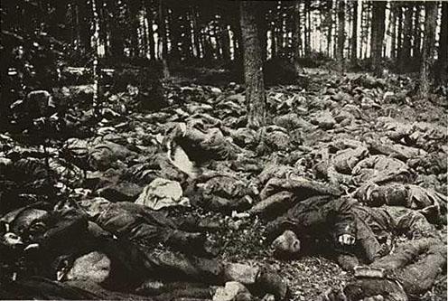 Orosz halottak egy tömegtámadás után
