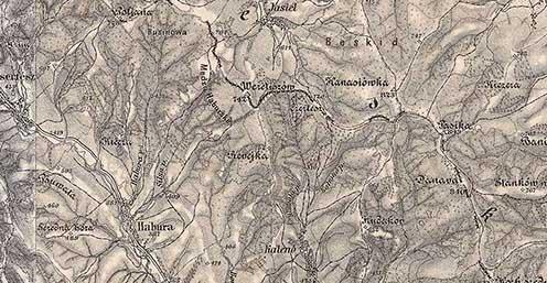Az 1915. május 7-én lezajlott csatanap környéke