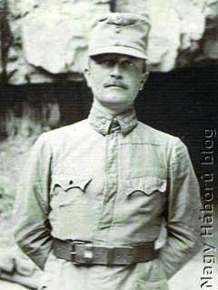 Pour Gyula százados
