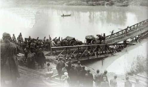 Osztrák–magyar utánpótlás-szállítás a Taglamentón át