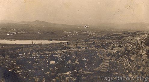 A 141-es magaslat az első harcok után