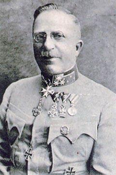 Artur Arz von Straussenburg