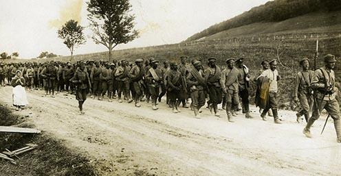 Orosz hadifoglyok, 1915 Złota Góra