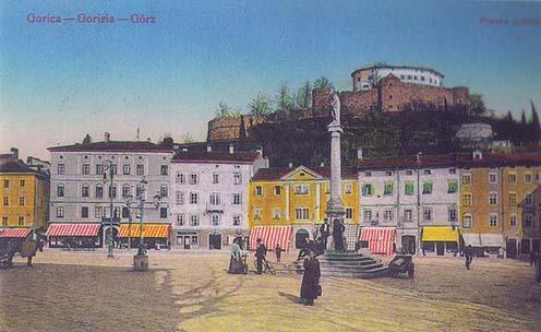 Görz az 1900-as években