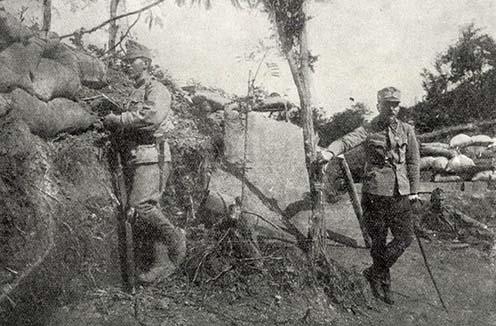 Lövészárok a Podgorán – Pudik Rezső, a császári és királyi pécsi 52. gyalogezred II. zászlóaljának századosa