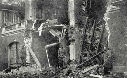 Görz 1915-ben