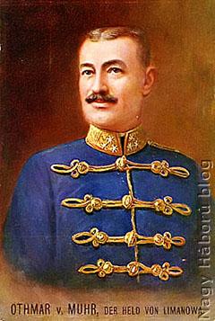 Muhr Othmár ezredes