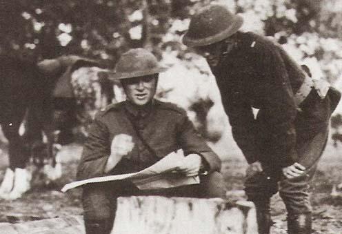 F. M. Scanland őrnagy