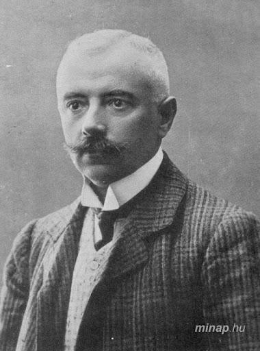 Szentpáli István, 1902–12 és 1917–22 között volt Miskolc polgármestere