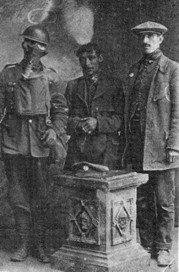 Elekes Dezső mint egyéves önkéntes, Bécs, 1912