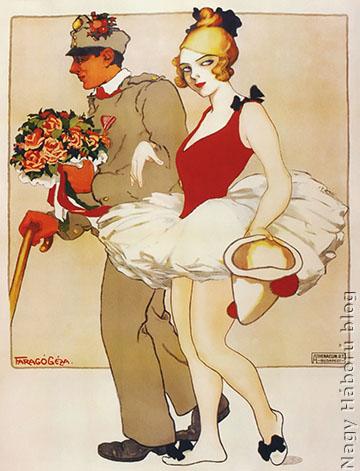 Faragó Géza plakátja